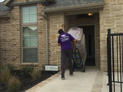 Expert City Movers Dallas