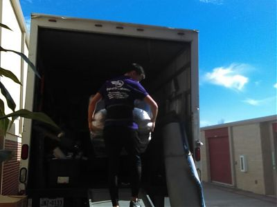Expert City Movers Houston